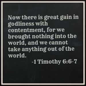 ContentmentGodliness