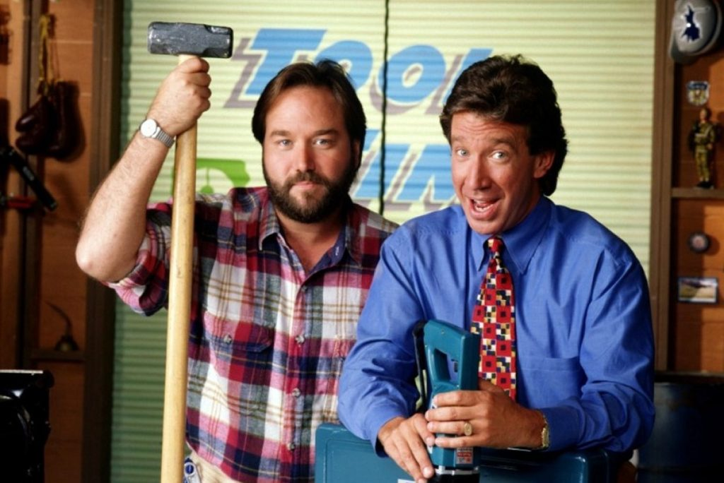 "Tim and Al from ABC's ""Home Improvement"""